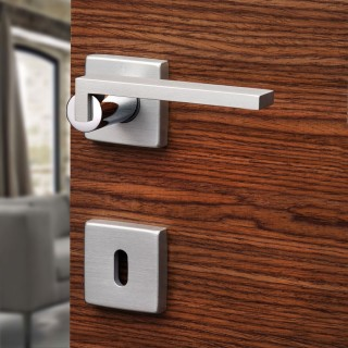 Ghidini - Door Handle - Cartesio QB-RBQ