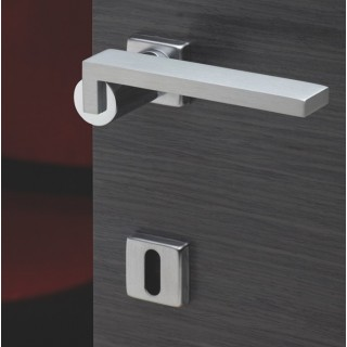 Ghidini - Door Handle - Cartesio Minimal QB-RBQM