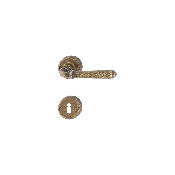 Maniglia Per Porta - Hoppe - Elba - M1613/88k-2/88KS-2
