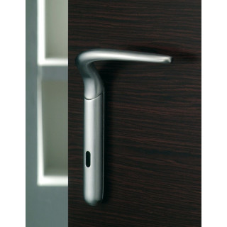 Ghidini - Door Handle on Plate - Infinita QB-P
