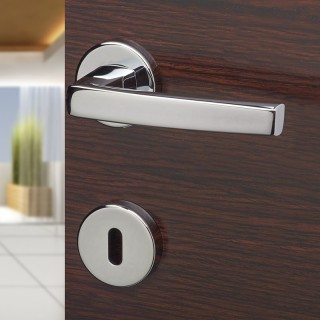Ghidini - Door Handle - Seven QB-RB