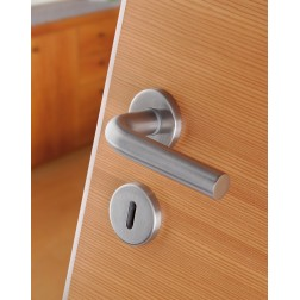 Door Handle - Hoppe - Bonn - E150Z/42/42KS