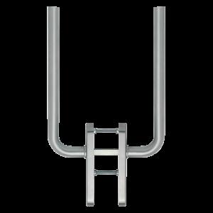 Hoppe - Pair Lift Slide Handles - Bonn Series - HS-E050Z/431N