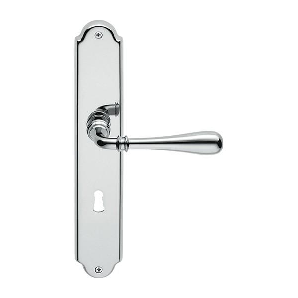 Maniglia Per Porta su Placca - Colombo Design - Ida - ID31-P