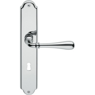Colombo Design - Door Handle With Plate - Ida ID31 P