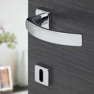 Ghidini - Door Handle - Idea Minimal Q8-RBQM