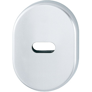 Hoppe - Back Plate For Armored Door - For Opening Limiting - 830S