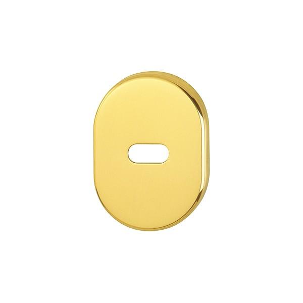 Hoppe - Bocchetta Per Limitatore D'Apertura Per Porta Blindata - M830S