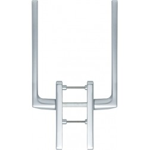 Hoppe - Pair Lift Slide Handles - Dallas Series - HS-0643/419