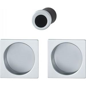HOPPE -  Maniglia Per Porta Scorrevole Quadrata - 4921