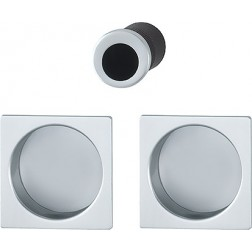 Hoppe - Sliding Door Handle - Square Set 4921