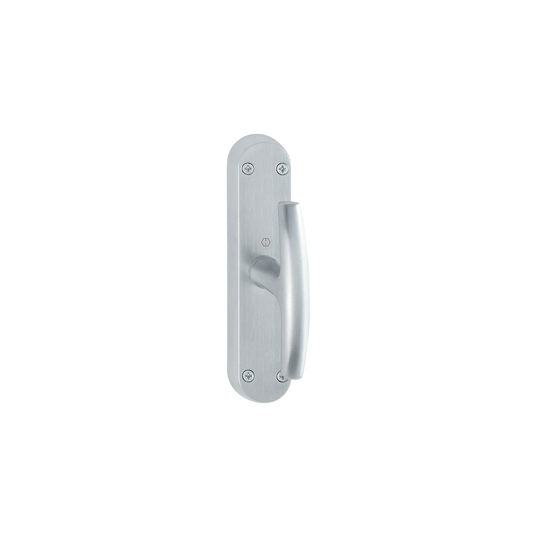 Window Handle on plate - Hoppe - Tokyo- M0697/369KF
