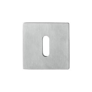 Hoppe - Bocchetta Quadrata Ultra Piatta  - E848S-SK