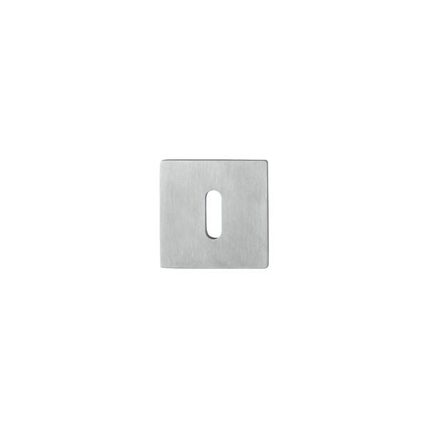 Hoppe - Squared Key Hole Ultra Flat - E848S-SK
