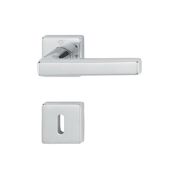 Hoppe - Maniglia Per Porta - Serie Dallas - M1643/843K/843KS