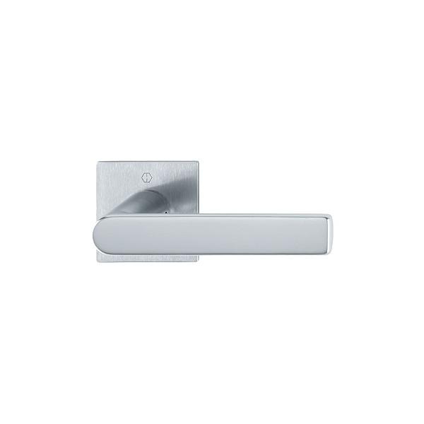 Hoppe - Door Handle - Los Angeles Series - Ultra Flat M1642/848