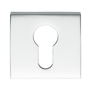 Colombo Design - Squared Back Plate For Armored Door - FF23