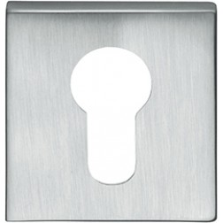 Colombo Design - Squared Back Plate For Armored Door - MM13