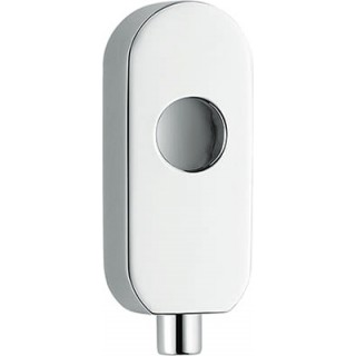 Colombo Design - Button Locked Security Window Handle - CD02DKZ