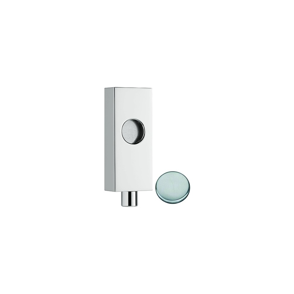 Colombo Design - Button Locked Security Window Handle - CD02DKZ/Q