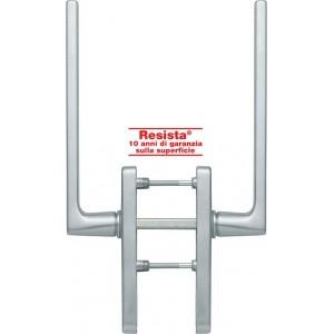 Hoppe - Coppia Maniglioni Per Alzante Scorrevole - Dallas HS-M0643/419N