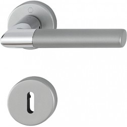 Hoppe - Door Handle - Lecce Series - 1405/42K/42KS