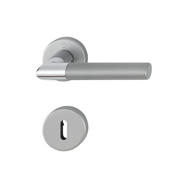 Door Handle - Hoppe - Lecce - 1405/42K/42KS