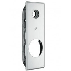 Colombo Design - Squared Back Plate For Armored Door - PB02/Q