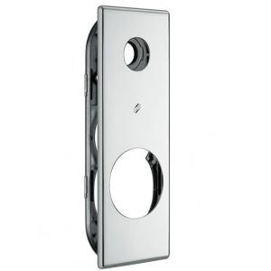 Colombo Design - Placca Quadrata Per Porta Blindata - PB02Y/Q