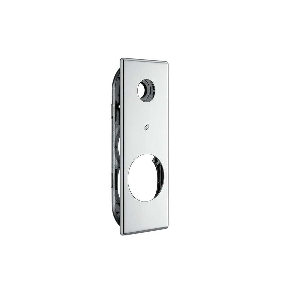 Colombo Design - Squared Back Plate For Armored Door - PB02Y/Q  sc 1 st  Maniglieria & Colombo Design | Backplate For Armored Door | PB02Y/Q