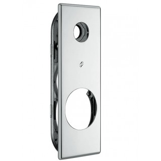 Colombo Design - Squared Back Plate For Armored Door - PB02Y/Q