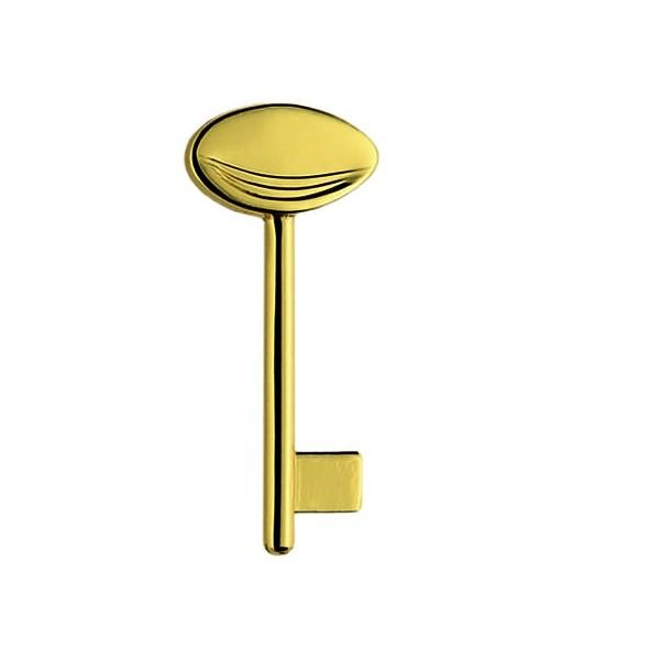 Colombo Design - Chiave Per Porta Interna In Ottone - AR14