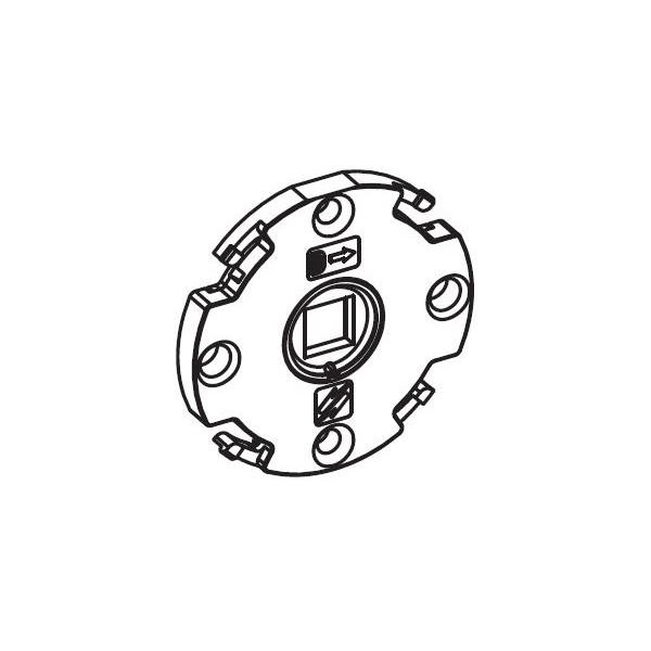 Colombo Design - Slim Spring Cassette Ø 50 mm