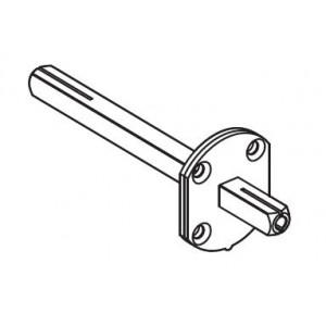 Colombo Design - Piastrina di Fissaggio + Quadro Girevole - Dummy QG