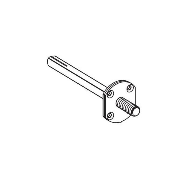 Colombo Design - Piastrina di Fissaggio + Quadro Girevole - Dummy QG110M