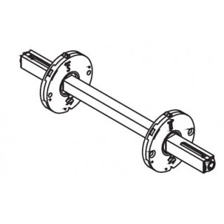 Colombo Design - Spindle Adapter From 6 to 7/8 mm
