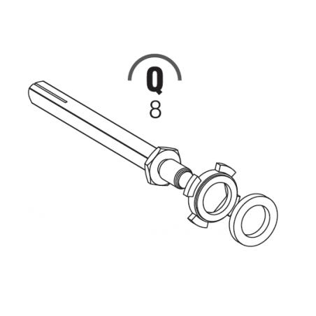 Colombo Design - Quadro Fisso/Girevole - FG 8/10