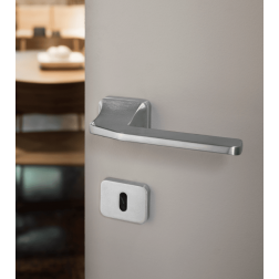 Ghidini - Door Handle - Logos QB RBQ