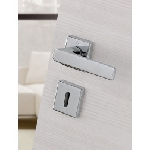 Door Handle - Hoppe - Los Angeles - M1642/843k/843KS