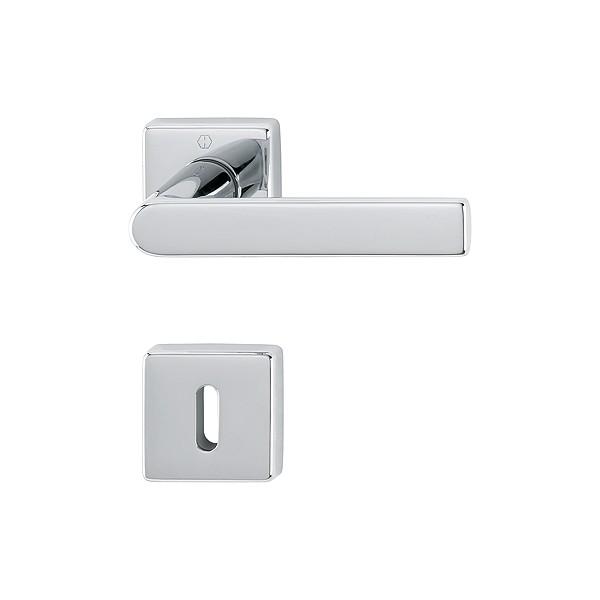 Hoppe | Door Handle | Los Angeles Series | M1642/843K/843KS