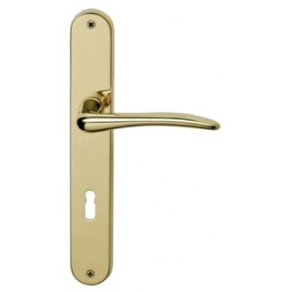 Ghidini - Maniglia Per Porta su Placca - R771 Q8-P