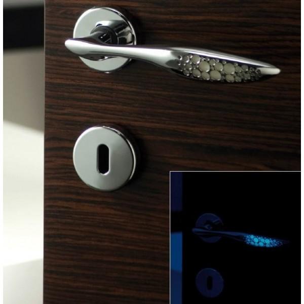 Ghidini - Maniglia Per Porta - Galileo Q8-RB
