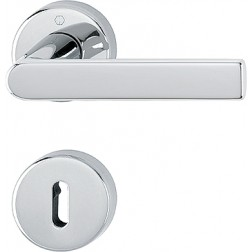 Hoppe - Door Handle - Los Angeles Series - M1642/42K/42KS
