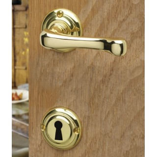 Ghidini - Door Handle - Florentia Q8-RB