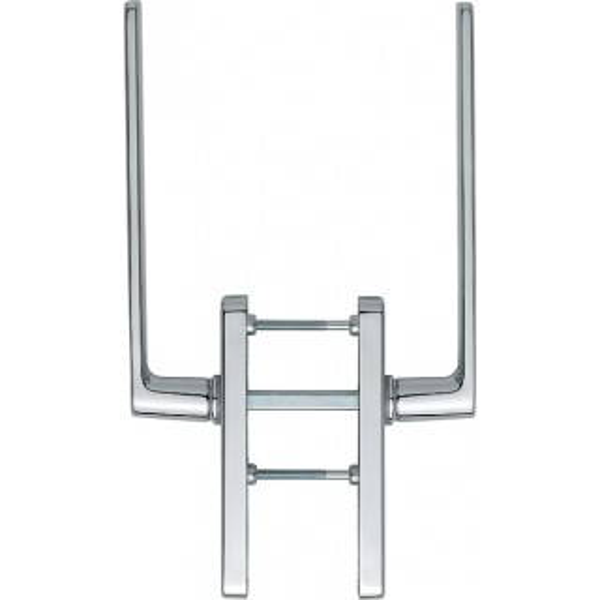 Hoppe - Pair Lift Slide Handles - Los Angeles Series - HS-M0642/419