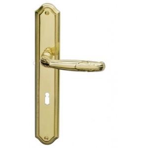 Ghidini - Maniglia Per Porta su Placca - R983 Q8-P