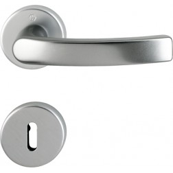 Hoppe - Door Handle - Luxembourg Series - 199/42K/42KS