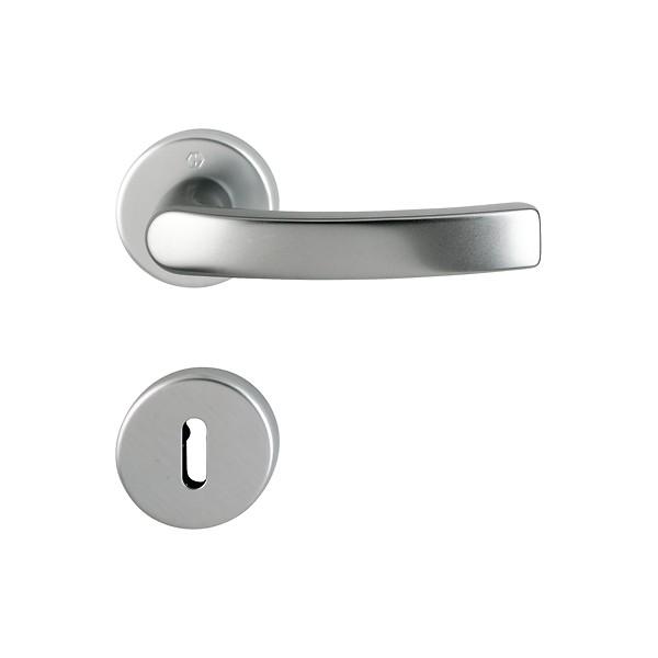 Hoppe - Door Handle - Luxembourg Series - 199/42K/42KS