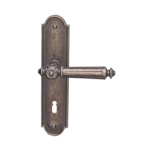 Ghidini - Maniglia Per Porta su Placca - R993 Q8-P