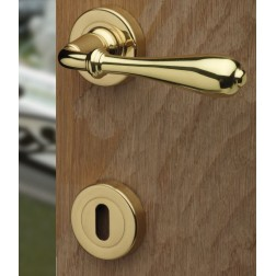 Ghidini - Door Handle - Novecento Q8-RB